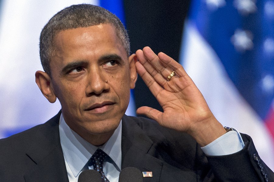 Photo of Obama Spreading MORE Anti-American Lies in Brazil — reveals his hatred for America while misquoting Constitution