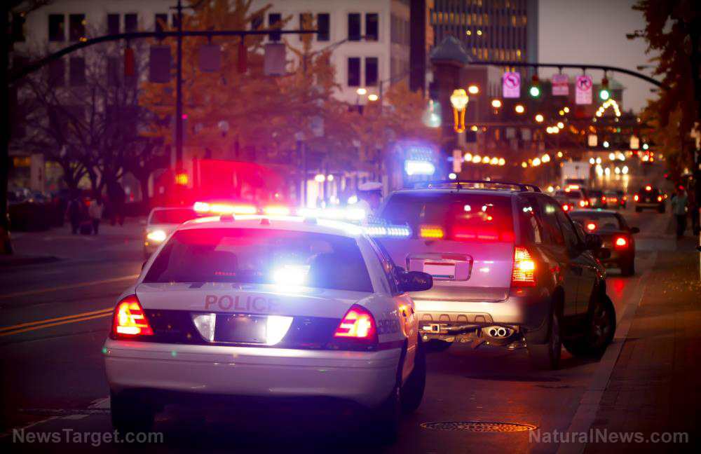 Photo of Does America's next civil war begin in Oregon? Gov. Kate Brown orders state police to round up Republican lawmakers at gunpoint