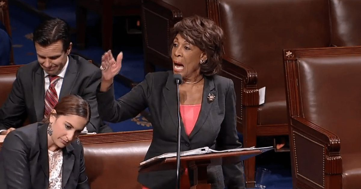 """Photo of """"Mad Max"""" Waters seeks new nickname for President Trump on Twitter, gets humbled"""