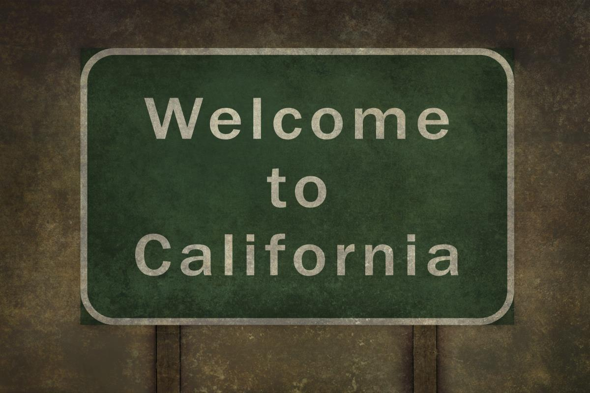 Photo of The Late Great State of California
