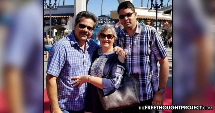 Photo of Cop Kills Unarmed, Non-verbal Disabled Man in Costco, Shoots His Parents Too