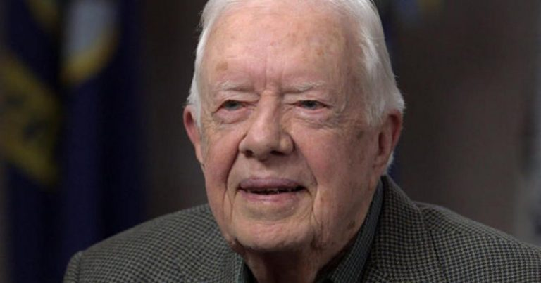 Jimmy Carter says Trump is an illegitimate president