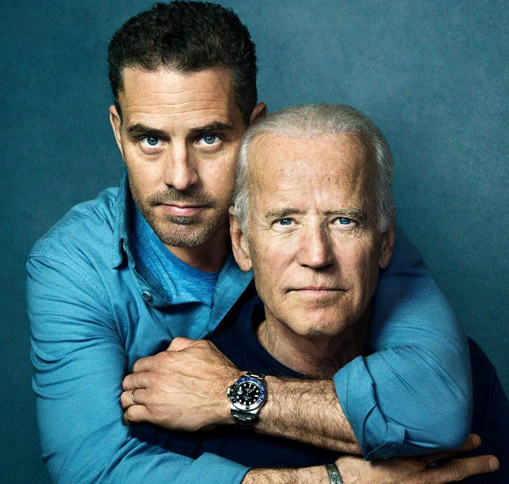 Former Ukrainian Prosecutor: Joe Biden Forced Me Out to Protect Hunter Biden