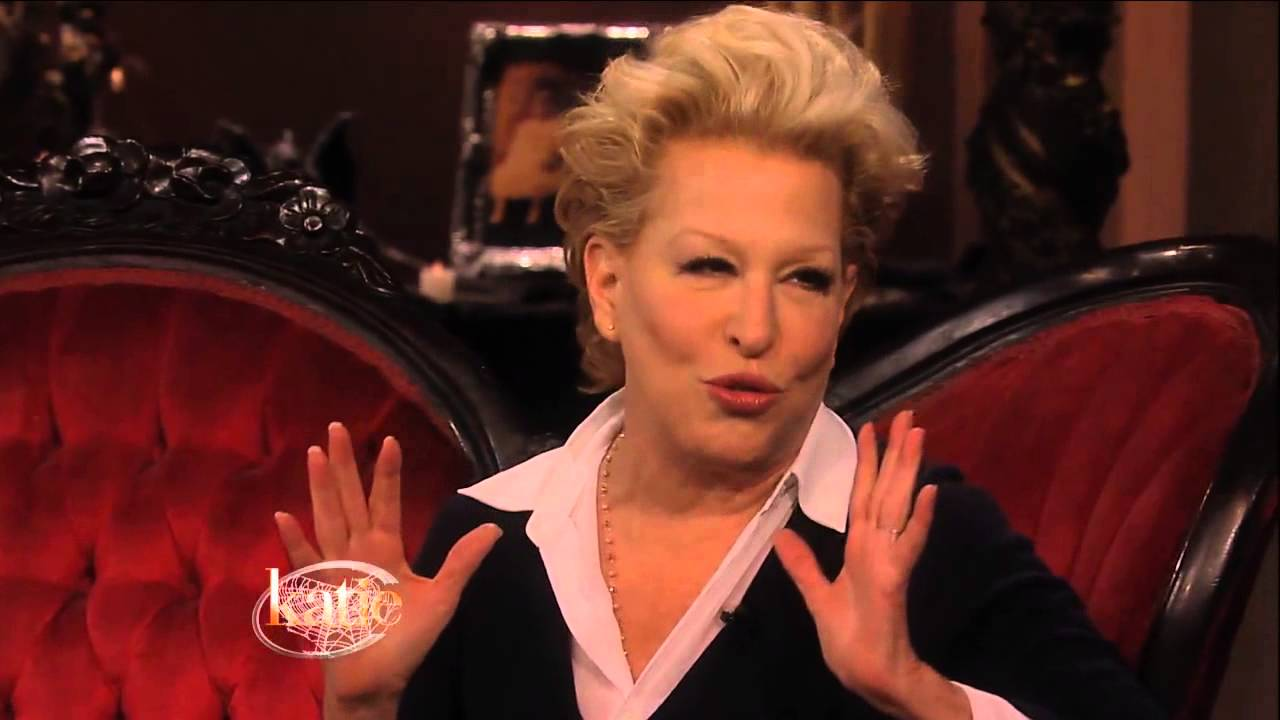 Photo of 'Give him a shiv': Bette Midler advocates MURDERING Trump with a knife