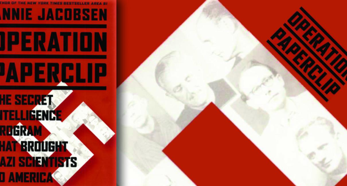 Photo of Operation Paperclip: The Untold History of The Bushes & The Nazis