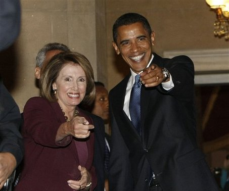 "Photo of Nancy Pelosi's Brother-In-Law's Company Received $737 Million From Obama's Energy Dept As ""Loan Guarantee"""