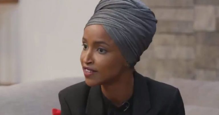 ILHAN OMAR Calls for Over 10,000 Latino-Americans to Lose Their Jobs