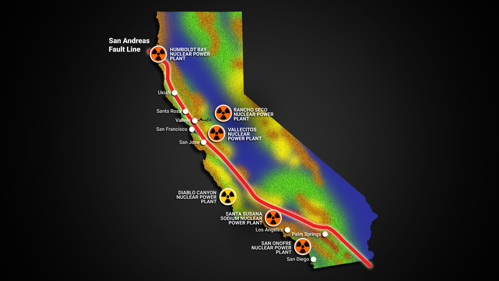 Photo of AMERICAN FUKUSHIMA: California's nuclear power plants built in close proximity to the San Andreas fault, setting up catastrophic event for the West Coast