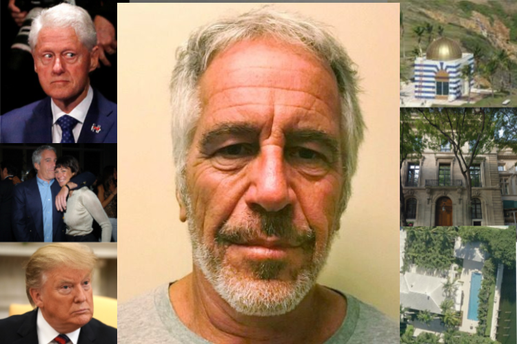 Photo of More CONFIRMED Information on Jeffrey Epstein, His Homes, and His Powerful Friends