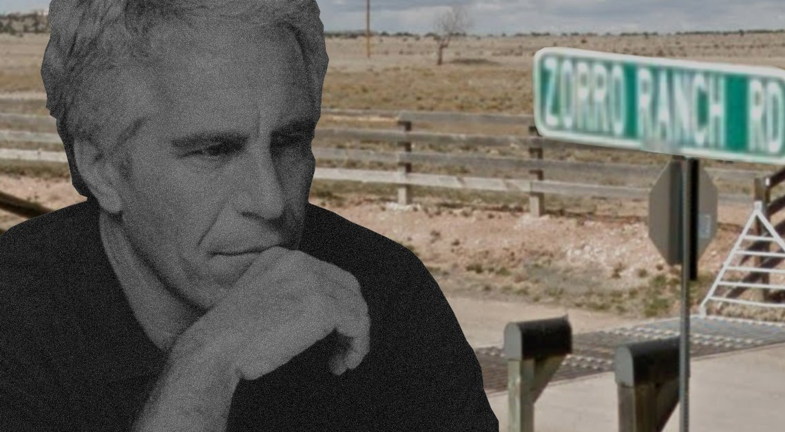 Photo of The Side Not Being Told: Is Jeffrey Epstein's Zorro Ranch Insulated?