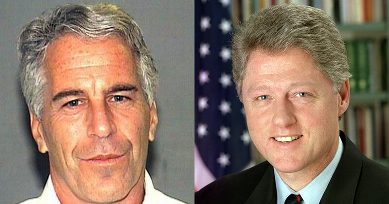 Photo of Jeffery Epstein May Go Back to Prison, BUT 26-Time Lolita Express Flyer Bill Clinton Isn't Worried. Here's Why…