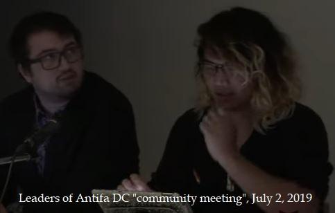 Photo of After Portland mayhem, Antifa domestic terrorists plan to disrupt July 6 D.C. Free Speech Rally