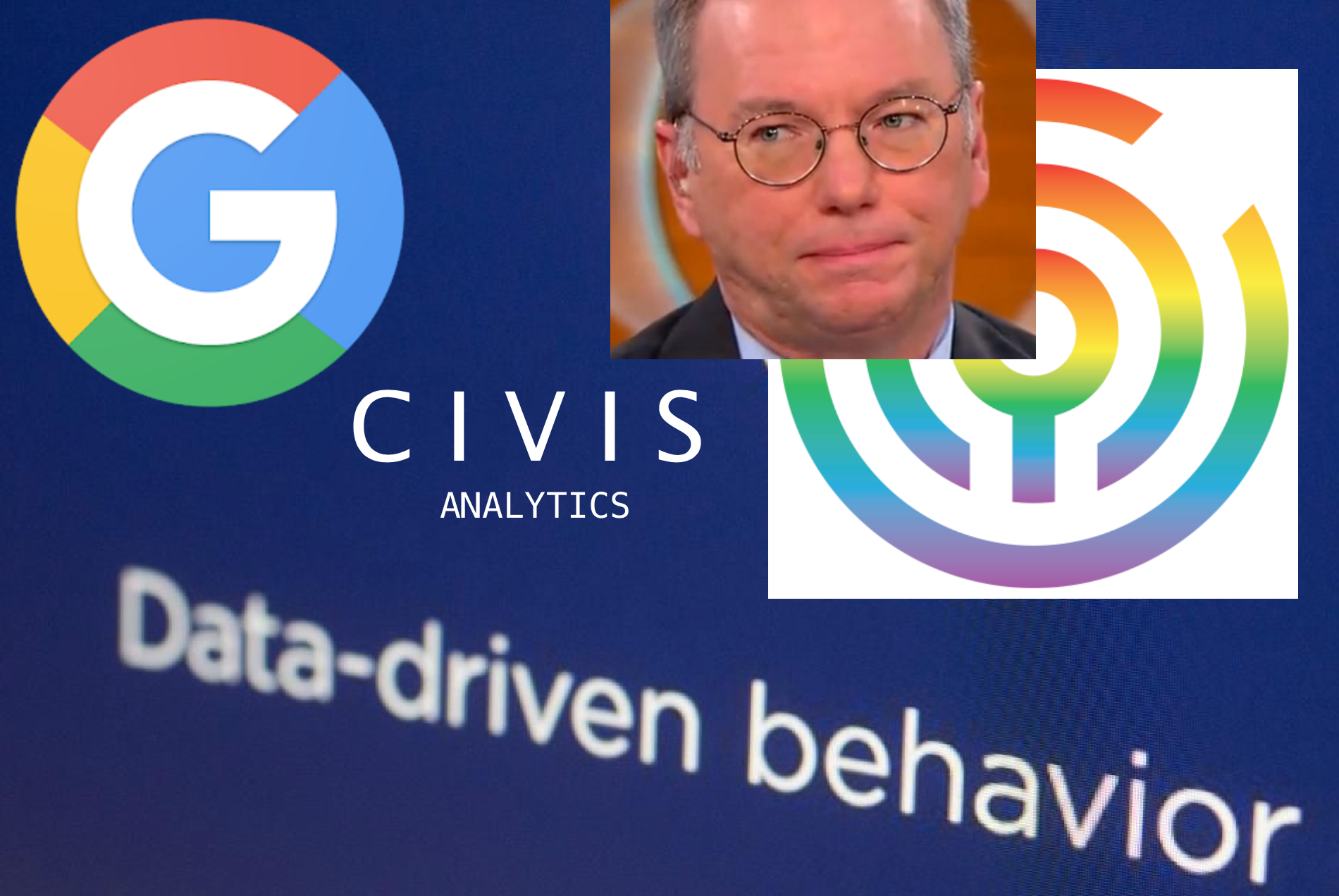 Photo of Democrat Data Scandal: Dems Pay Millions to Firm Backed by Google's Eric Schmidt