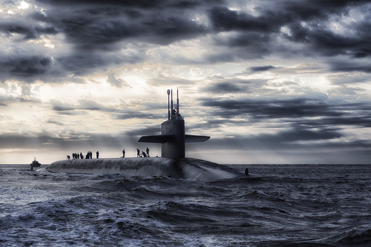 Photo of Russian Submarine Theories Abound: Sent To Kill The Internet & Sank US Sub