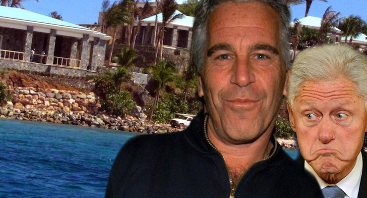 The Horrible Truth About Bill Clinton, The Lolita Express, And Jeffrey Epstein's Wild Sex Parties