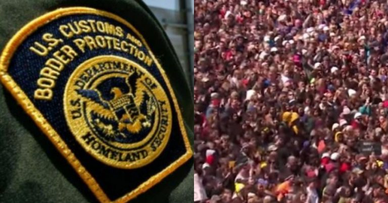 Texas Border: Agents Attacked & Injured by Mob of Illegals