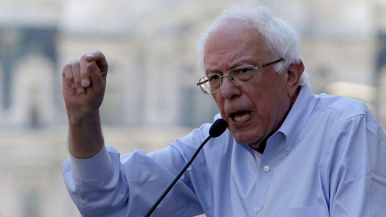 HYPOCRITE!!! Bernie Sanders Fired 3 Staffers for Labor Organizing