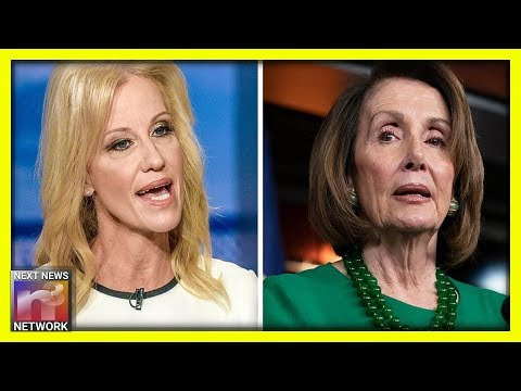 Photo of Kellyanne Conway Drops BOMB On Pelosi, AOC As They CONTINUE To Catfight With Each Other