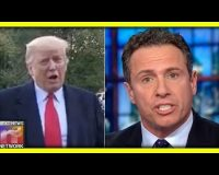 WOW! CNN's Chris Cuomo Absolutely LOSES It LIVE Interviewing a Trump Staffer