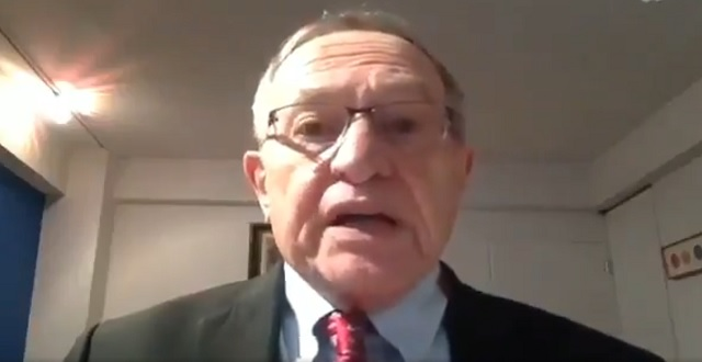 Photo of Alan Dershowitz Admits He Got Massage At Epstein's Place But It Was From An 'Old, Old Russian Woman' And 'I Kept My Underwear On'