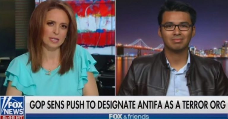 Watch Former Antifa Member Admit They Are Terrorists