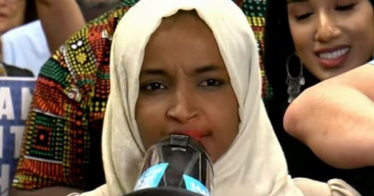 "Photo of Radio Host: Omar's Community Sends ""100 Million Dollars A Year"" Back to Somalia & Terror Group Boko Haram"