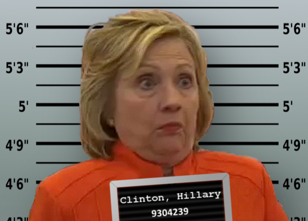 Photo of Patriots File Criminal Charges Against Hillary Clinton With Local Police, State Police & FBI
