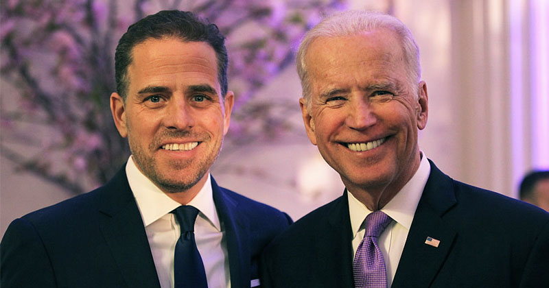 Photo of 'F**K YOU, Mr. President': Hunter Biden Reacts to Trump's Threat to Investigate His Ukraine Dealings
