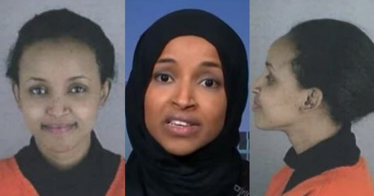 Photo of Want to See Record of Ilhan Omar's Arrest? Here it is…
