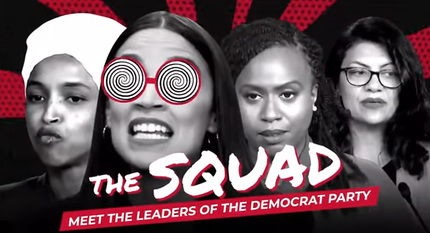 Photo of ABSOLUTE MUST SEE! Trump Campaign Releases Brutal Video Blasting Jihad Squad