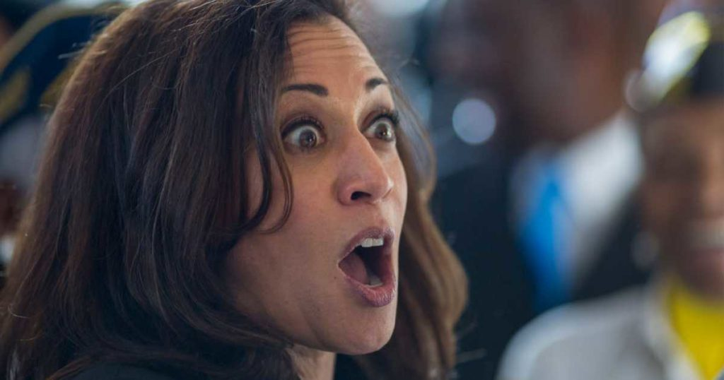 Photo of As Kamala Harris Pushes for Reparations — Slave Registers Reveal She Might Have to Pay