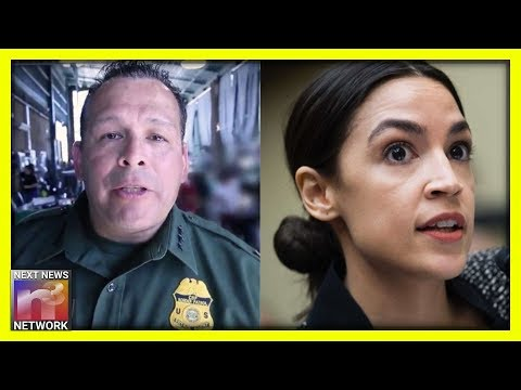 Photo of BUSTED!!! Border Patrol Releases Video Showing How AOC LIED To Americans