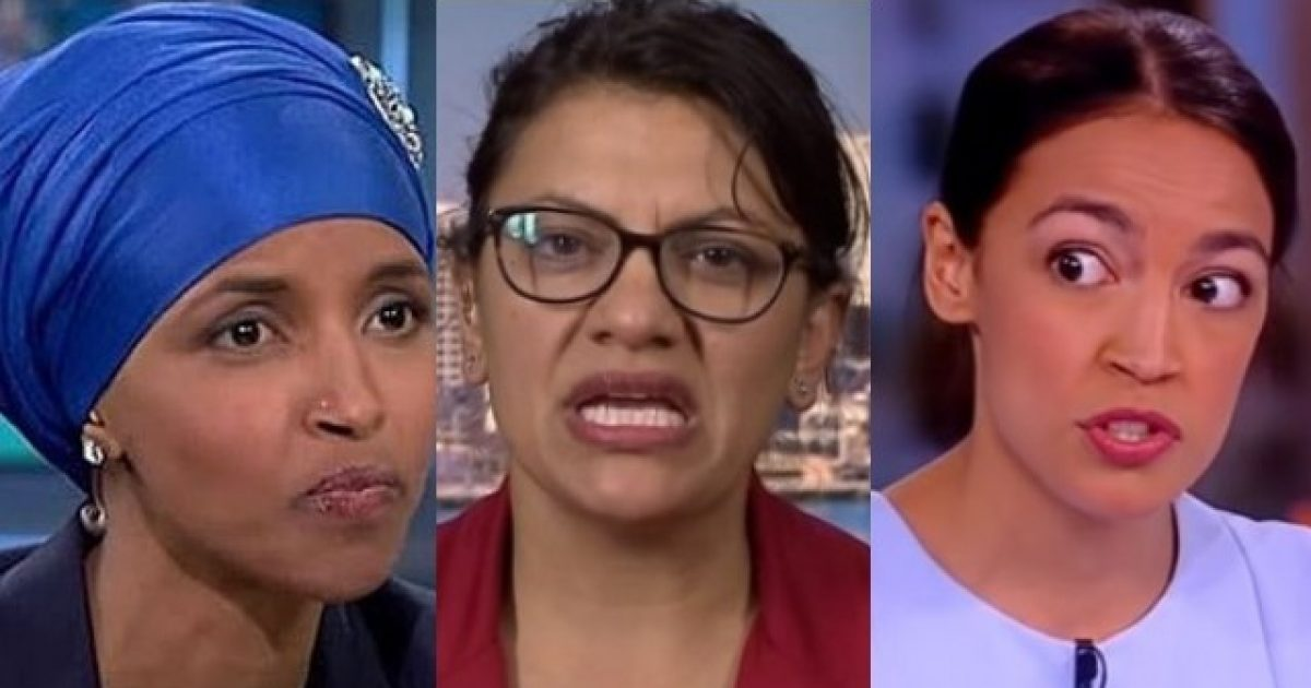 Photo of Pelosi Trashes AOC, Tlaib, Omar And More- Democrat Party Completely Falling Apart
