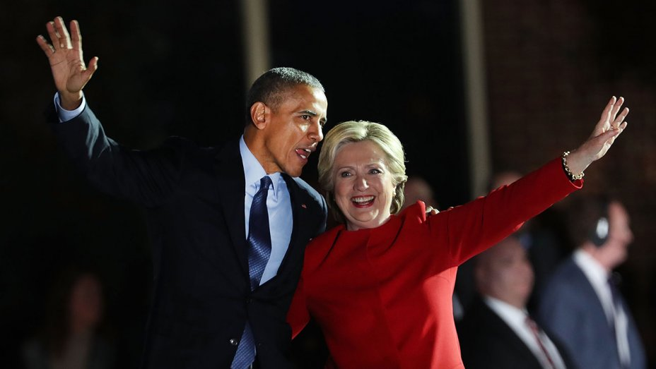 Photo of Trump Floats Idea Of Issuing Subpoenas For Obama & Hillary Clinton Records