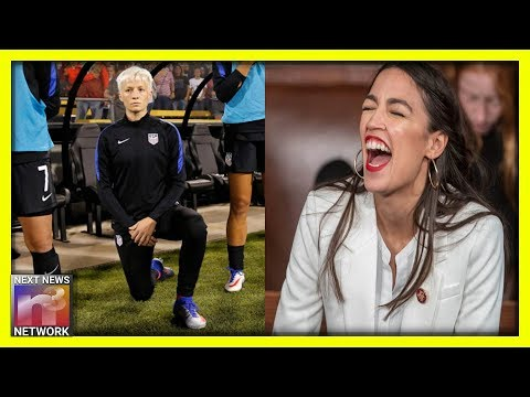 Photo of Watch: Soccer Star Megan Rapinoe Reveals SICK REASON Why She Protests The National Anthem
