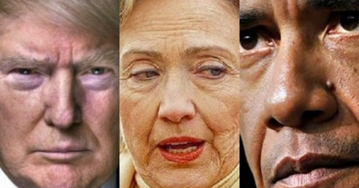 Photo of Trump Wants EVERYONE Subpoenaed, Calls for Investigations Of Obama, Clintons
