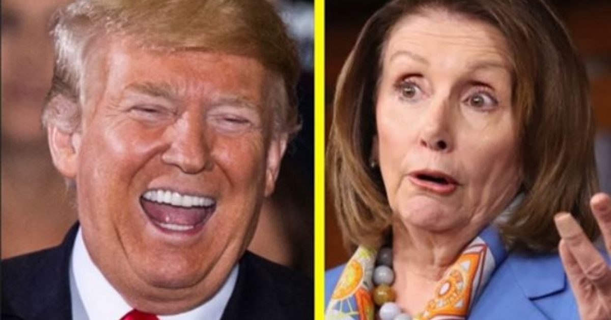 Photo of Pelosi In Panic Mode After Trump Names Ratcliffe To Replace Coats As Director Of National Intelligence