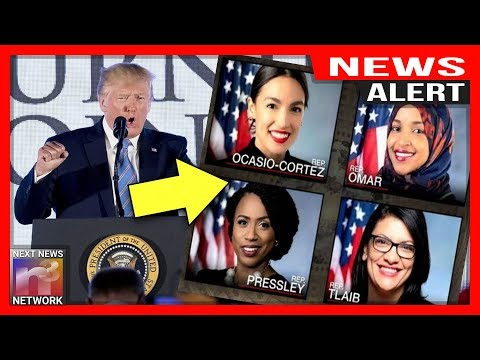"Photo of VIDEO ALERT: Trump UNLEASHES on ""The Squad"" in front of THOUSANDS – Your move AOC!"