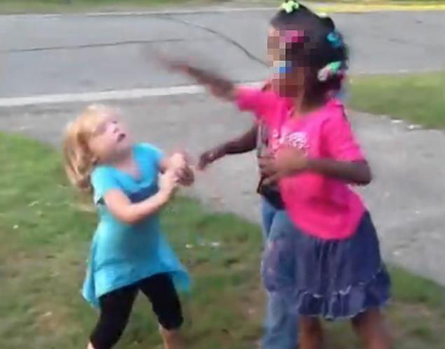 Photo of CONVENIENTLY MEMORY HOLED! Video Resurfaces of Black Kids Assaulting & Harassing White 3-Year-Old