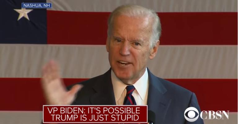 Video: Watch Joe Biden falsely claim he was vice president during Parkland shooting