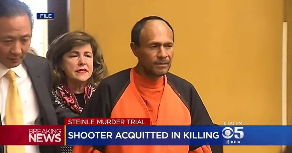 Photo of California Justice: Court Overturns Conviction of Illegal Who Shot Kate Steinle