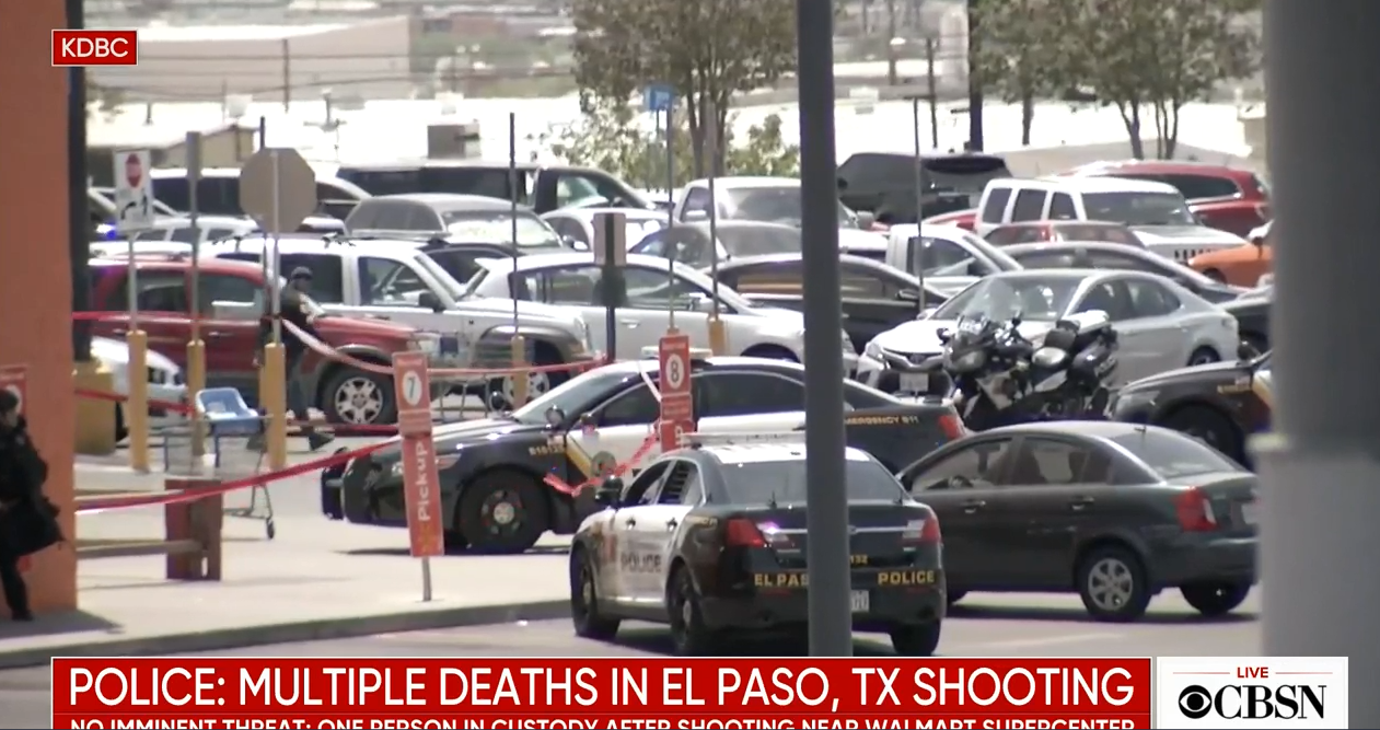 Photo of Five simple questions that blow apart the official fake news narrative about the El Paso Wal-Mart shooting