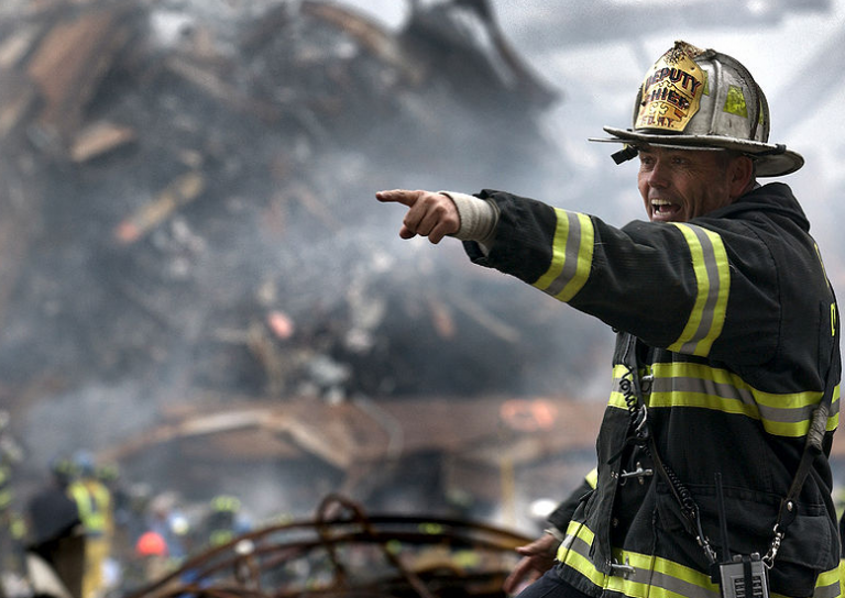 New York Fire Commissioners call for new 9/11 investigation