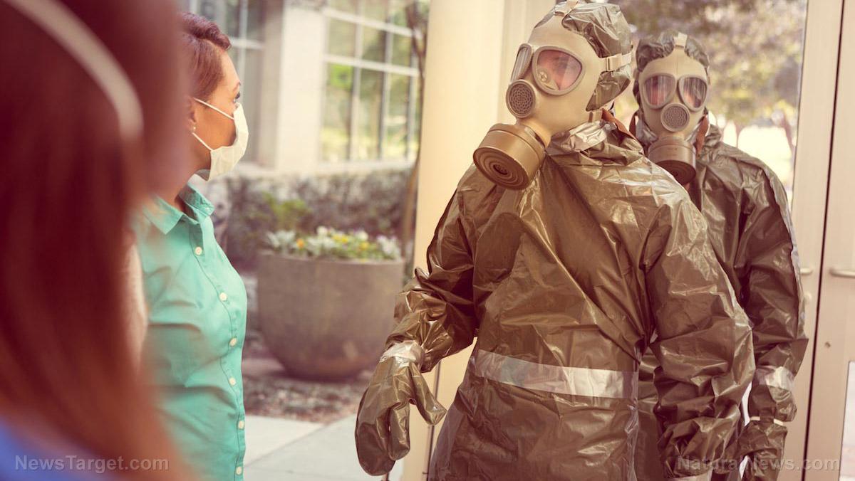 Photo of Ebola scare: Government shuts down U.S. bio warfare lab, warns killer bugs could escape through wastewater