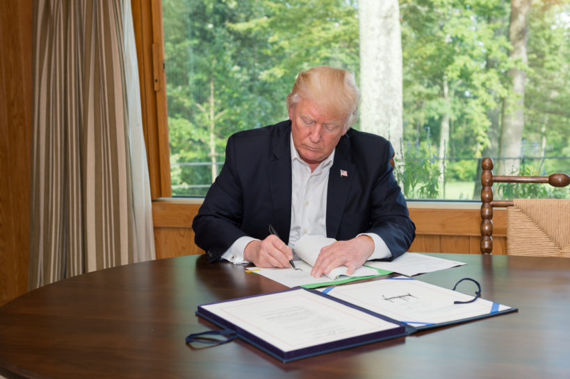 Photo of President Trump is Preparing an Executive Order That Will Crack Down Hard on Social Media Censorship of Conservatives