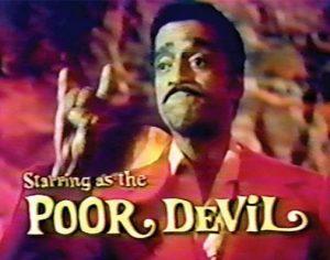 Photo of Sammy Davis Jr. was a satanist