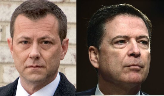 GOP Lawmaker Calling for the Arrest of Comey And Strzok