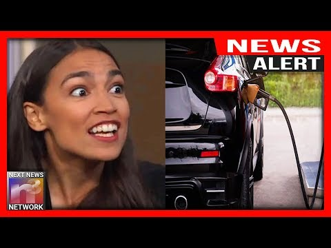 Photo of Must See: AOC Has A MIND BLOWING Plan for Gas-Powered Cars and We're ALL Laughing at it