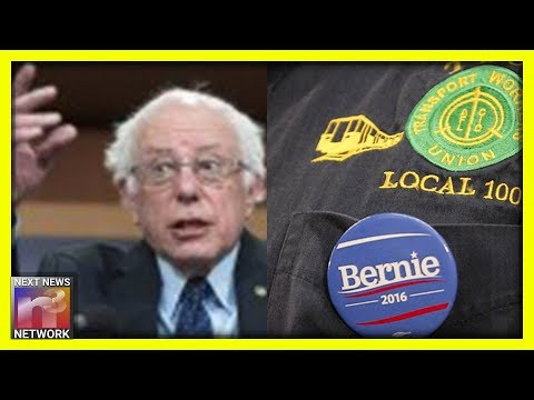 Photo of Bernie Just LOST EVERY Union Worker Vote After Slipping Up And Revealing His SICK Plan!