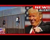 BUSTED!!! After Trying To Scale Trump's New Wall These Illegals Faced Their WORST NIGHTMARE!